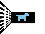 Go Dog Go galleries Logo - Entry #38