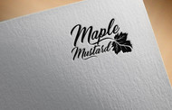 Maple Mustard Logo - Entry #40
