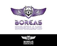 Siberian Husky Logo - Entry #64
