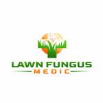 Lawn Fungus Medic Logo - Entry #185