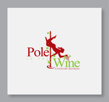 Pole in the Wine Country Retreat  Logo - Entry #11
