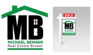 Michael Benner, Real Estate Broker Logo - Entry #149