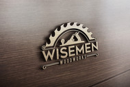 Wisemen Woodworks Logo - Entry #43