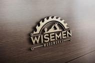 Wisemen Woodworks Logo - Entry #43