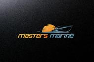 Masters Marine Logo - Entry #314