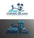 Strong Island Bulldogs Logo - Entry #20