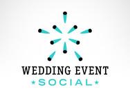 Wedding Event Social Logo - Entry #148
