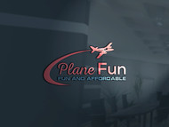 PlaneFun Logo - Entry #114