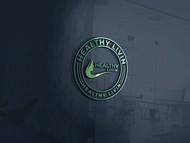Healthy Livin Logo - Entry #145
