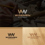 Wisemen Woodworks Logo - Entry #131