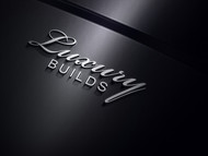 Luxury Builds Logo - Entry #141