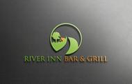River Inn Bar & Grill Logo - Entry #16