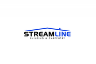 STREAMLINE building & carpentry Logo - Entry #141