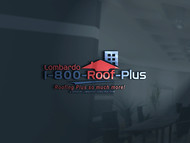 1-800-Roof-Plus Logo - Entry #53