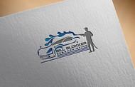 Bill Blokker Spraypainting Logo - Entry #20
