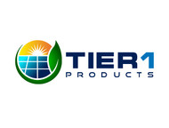 Tier 1 Products Logo - Entry #166