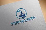 TerraVista Construction & Environmental Logo - Entry #358