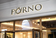 FORNO Logo - Entry #131