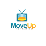 Move Up TV Training  Logo - Entry #105
