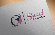 Sweet Pangea Logo - Entry #21