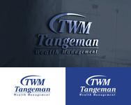 Tangemanwealthmanagement.com Logo - Entry #91