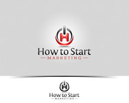 How to Start        Marketing   (Marketing to be on line below) Logo - Entry #73