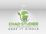 Chad Studier Insurance Logo - Entry #258