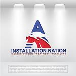 Installation Nation Logo - Entry #147