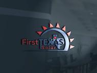 First Texas Solar Logo - Entry #18