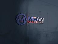 Mean Machine Logo - Entry #6