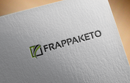 Frappaketo or frappaKeto or frappaketo uppercase or lowercase variations Logo - Entry #64