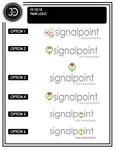 SignalPoint Logo - Entry #63