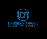 LiveDream Apparel Logo - Entry #199