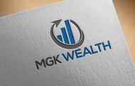 MGK Wealth Logo - Entry #109