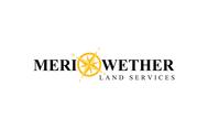 Meriwether Land Services Logo - Entry #78