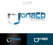 Jonaco or Jonaco Machine Logo - Entry #116