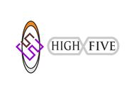 High 5! or High Five! Logo - Entry #37
