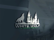 White Wolf Consulting (optional LLC) Logo - Entry #276