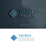"Taurus Financial (or just ""Taurus"") Logo - Entry #115"