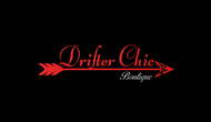 Drifter Chic Boutique Logo - Entry #152