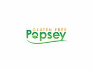 gluten free popsey  Logo - Entry #44