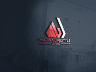 Marina lifestyle living Logo - Entry #61