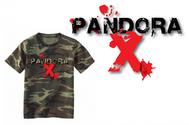 Pandora X Logo - Entry #26