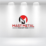 Mast Metal Roofing Logo - Entry #126