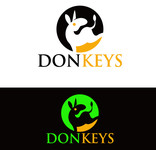 DONKEYS Logo - Entry #9