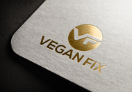 Vegan Fix Logo - Entry #119