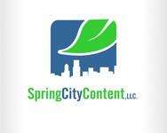 Spring City Content, LLC. Logo - Entry #14
