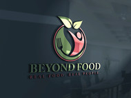 Beyond Food Logo - Entry #88