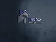 TRILOGY HOMES Logo - Entry #219