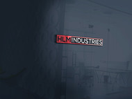 HLM Industries Logo - Entry #109